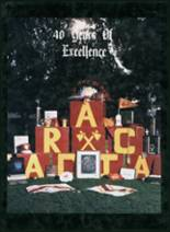 1991 Yearbook Arcadia High School