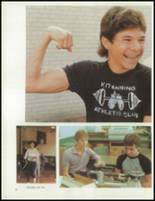 1985 Kittanning High School Yearbook Page 20 & 21