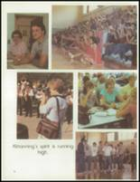 1985 Kittanning High School Yearbook Page 22 & 23