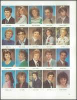 1985 Kittanning High School Yearbook Page 28 & 29