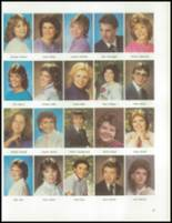 1985 Kittanning High School Yearbook Page 30 & 31
