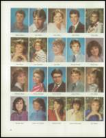 1985 Kittanning High School Yearbook Page 32 & 33
