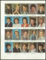 1985 Kittanning High School Yearbook Page 34 & 35