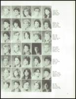 1985 Kittanning High School Yearbook Page 50 & 51