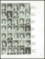 1985 Kittanning High School Yearbook Page 52 & 53