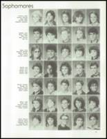 1985 Kittanning High School Yearbook Page 58 & 59