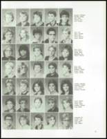 1985 Kittanning High School Yearbook Page 68 & 69