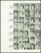 1985 Kittanning High School Yearbook Page 70 & 71