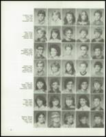 1985 Kittanning High School Yearbook Page 82 & 83