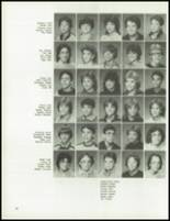 1985 Kittanning High School Yearbook Page 92 & 93