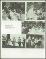 1985 Kittanning High School Yearbook Page 100 & 101