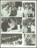 1985 Kittanning High School Yearbook Page 122 & 123