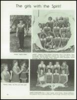1985 Kittanning High School Yearbook Page 132 & 133