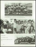 1985 Kittanning High School Yearbook Page 134 & 135