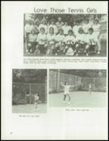 1985 Kittanning High School Yearbook Page 142 & 143