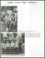 1985 Kittanning High School Yearbook Page 152 & 153