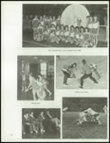 1985 Kittanning High School Yearbook Page 154 & 155