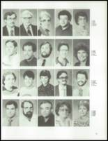 1985 Kittanning High School Yearbook Page 164 & 165
