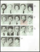 1985 Kittanning High School Yearbook Page 166 & 167