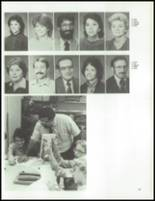 1985 Kittanning High School Yearbook Page 172 & 173