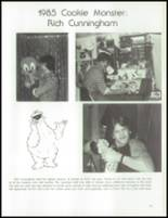 1985 Kittanning High School Yearbook Page 180 & 181