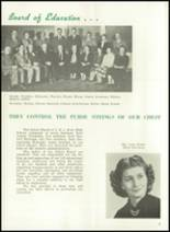 1950 Jenner-Boswell Joint High School Yearbook Page 12 & 13
