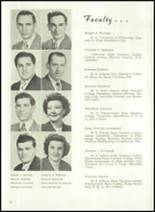 1950 Jenner-Boswell Joint High School Yearbook Page 14 & 15