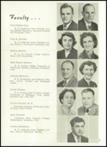 1950 Jenner-Boswell Joint High School Yearbook Page 16 & 17