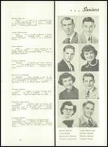1950 Jenner-Boswell Joint High School Yearbook Page 20 & 21