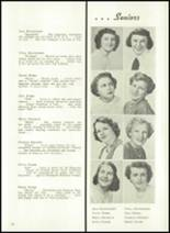 1950 Jenner-Boswell Joint High School Yearbook Page 22 & 23