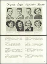 1950 Jenner-Boswell Joint High School Yearbook Page 26 & 27