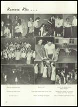 1950 Jenner-Boswell Joint High School Yearbook Page 30 & 31