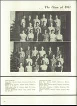 1950 Jenner-Boswell Joint High School Yearbook Page 32 & 33
