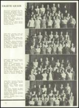 1950 Jenner-Boswell Joint High School Yearbook Page 38 & 39