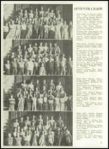 1950 Jenner-Boswell Joint High School Yearbook Page 40 & 41