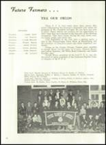1950 Jenner-Boswell Joint High School Yearbook Page 44 & 45
