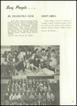 1950 Jenner-Boswell Joint High School Yearbook Page 52 & 53