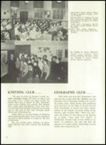 1950 Jenner-Boswell Joint High School Yearbook Page 58 & 59