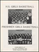 1981 Liberty High School Yearbook Page 44 & 45