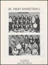 1981 Liberty High School Yearbook Page 48 & 49