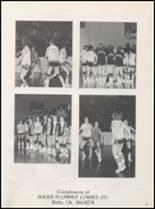 1981 Liberty High School Yearbook Page 52 & 53
