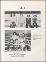 1981 Liberty High School Yearbook Page 72 & 73