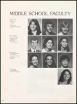 1981 Liberty High School Yearbook Page 90 & 91