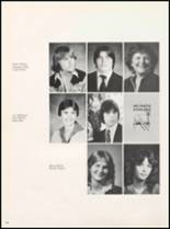1981 Liberty High School Yearbook Page 98 & 99