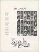1981 Liberty High School Yearbook Page 116 & 117