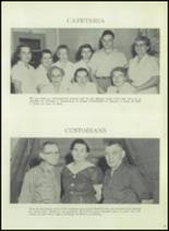 1959 Hereford High School Yearbook Page 12 & 13