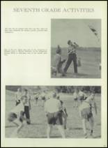 1959 Hereford High School Yearbook Page 16 & 17