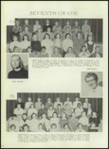 1959 Hereford High School Yearbook Page 18 & 19