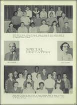 1959 Hereford High School Yearbook Page 20 & 21
