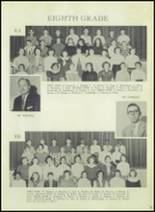 1959 Hereford High School Yearbook Page 24 & 25